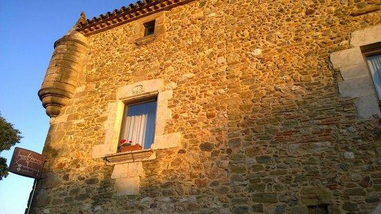 Arcs De Monells: Old part of hotel