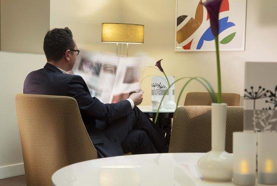 Duminy Vendome : Lobby of hotel Duminy Vendôme