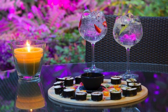 Jardin de Recoletos: Afterwork con Gintonics y cócteles
