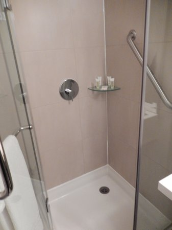 Staybridge Suites Times Square - New York City : excellent shower and very clean