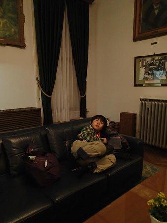 Fujiya Hotel : ロビー