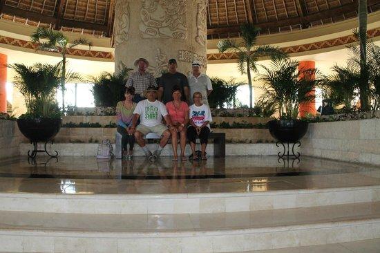 Grand Bahia Principe Tulum : Tulum Lobby