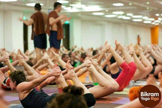 Bikram Yoga Riga : Bow