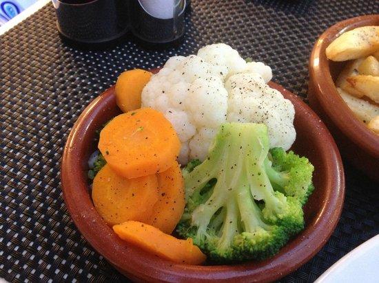 The Pepper Pot: Vegetables