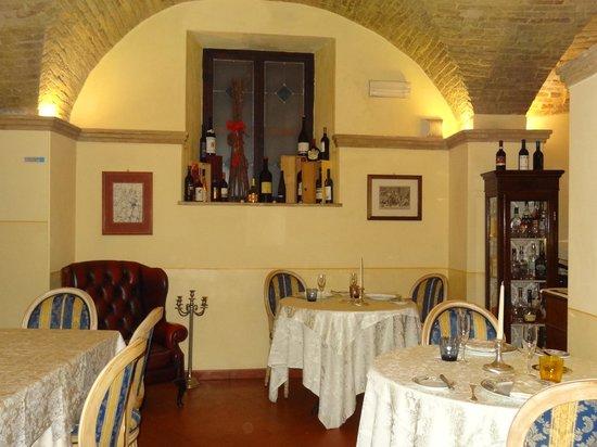 Antica Trattoria San Lorenzo : Restaurant