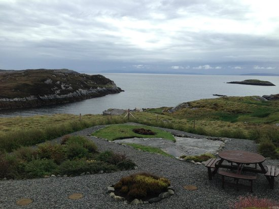 Tigh an Eilein: View from the room