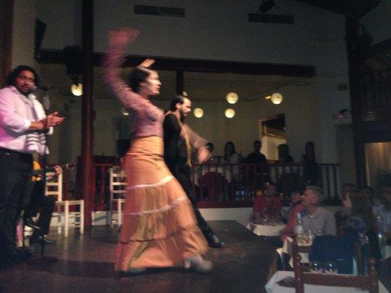 El Tablao de Carmen : Great flamenco