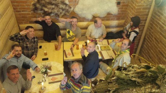 Morskie Oko : Stag party - May 2014