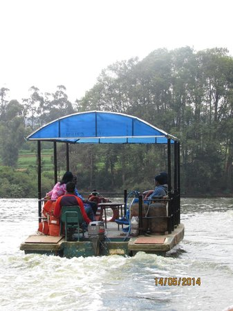 Ooty Lake, Boating