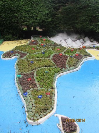 Ooty In India Map.India Map Picture Of Botanical Gardens Ooty Udhagamandalam