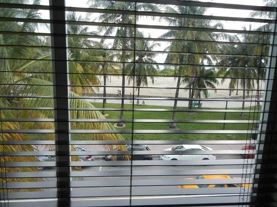 Starlite Hotel: View from corner large ocean view room