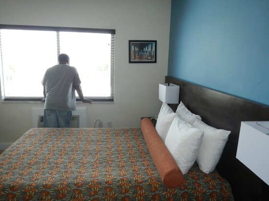 Starlite Hotel: standard room