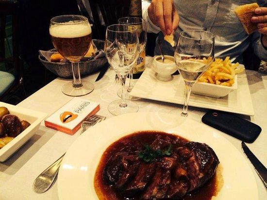 Vagenende Brasserie: Magret de Canard