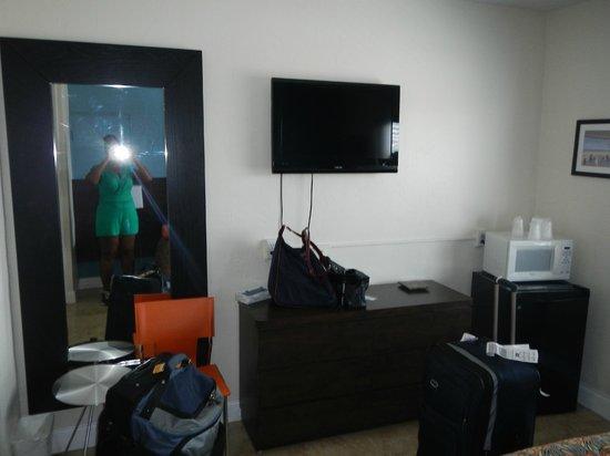 Starlite Hotel: second stay standard room