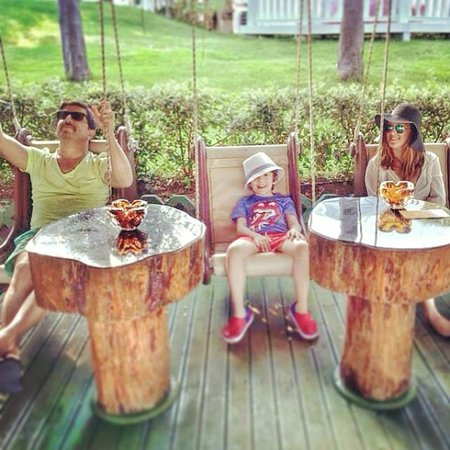 Amara Dolce Vita Luxury: BEER GARDEN