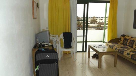 Hotel Club Siroco: Standard apartment