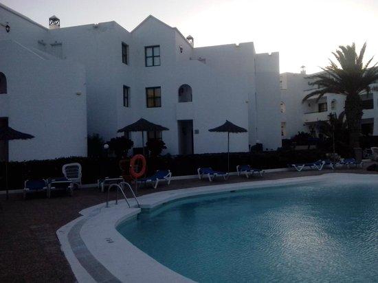 Hotel Club Siroco: standard area