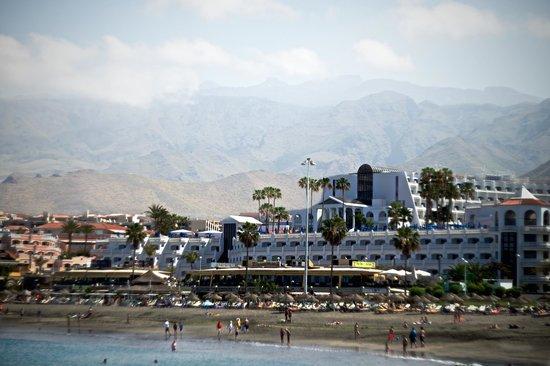 Guayarmina Princess Hotel: пляж
