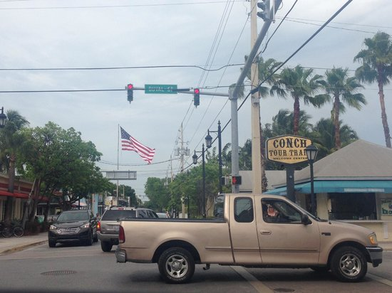 Durty Harry's: Some random intersection on Duval Street