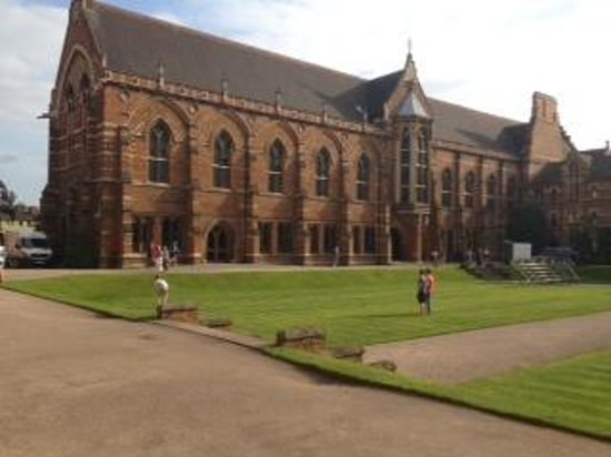 Keble College : Liddon Quad