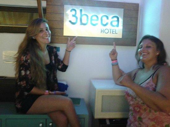 3beca Hotel: lindismas chicas de israel!