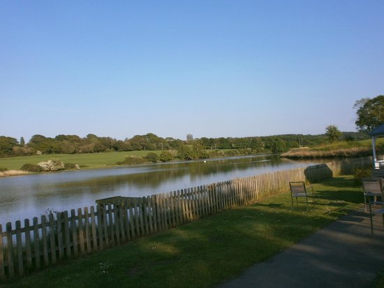 Lakeside Park Hotel & Spa: the view