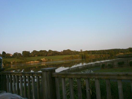 Lakeside Park Hotel & Spa: the lake view