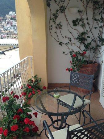 Hotel Marincanto: balcon