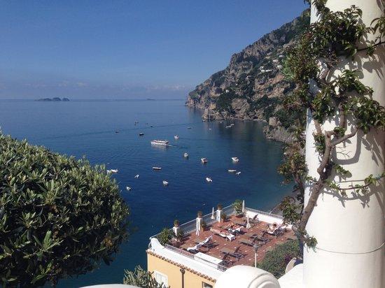 Hotel Marincanto: hotel view