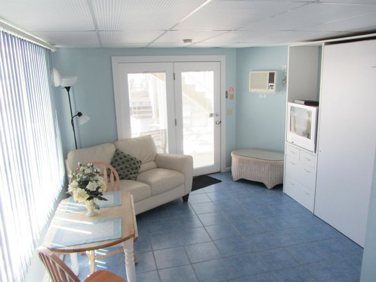 Ocean Walk Hotel: Ocean Front Studio