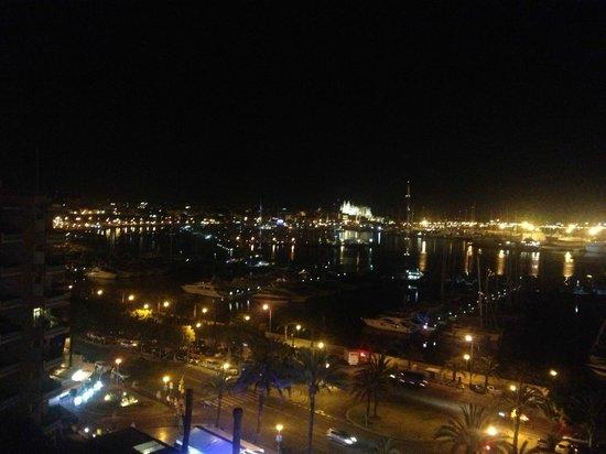Gran Melia Victoria: Vista nocturna