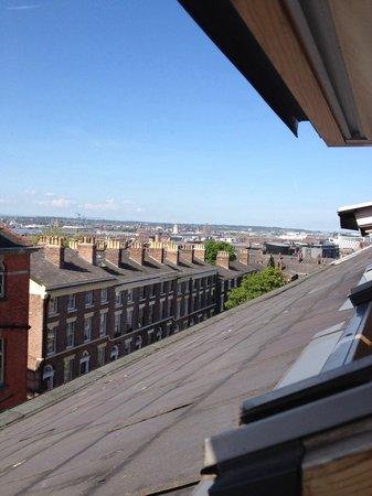 hope street hotel: Good morning Liverpool