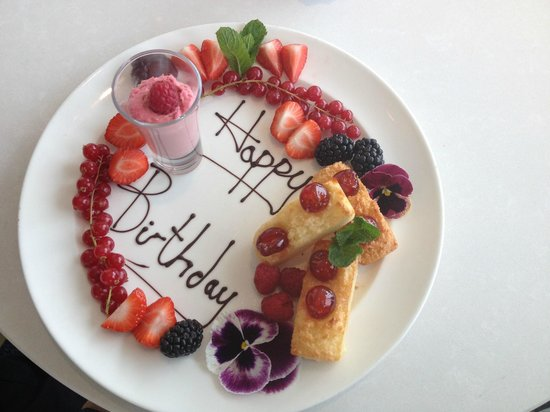 Hilton Manchester Deansgate: Given to us for our birthday