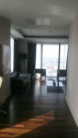 Hilton Manchester Deansgate: Presidential suite