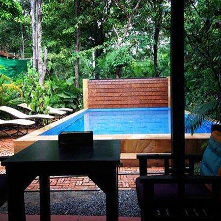 Samatika Villa Boutique: pool