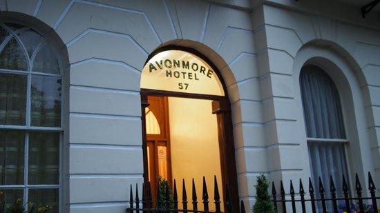 Avonmore Hotel: Hotel Entrance
