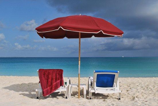 Club Med Turkoise, Turks & Caicos : La plage à Turkoise