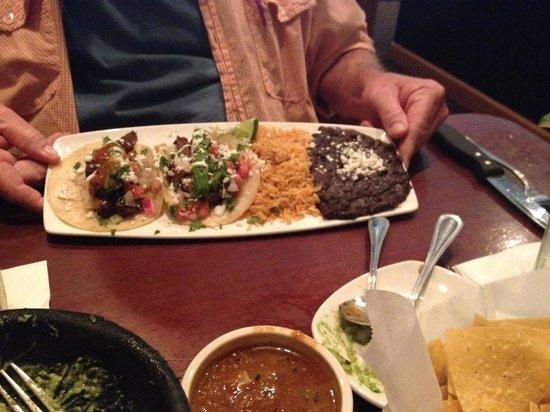 Cantina Laredo: Tacos