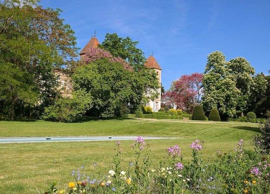 Château de Degrés : château de degres Gragnague 31 France