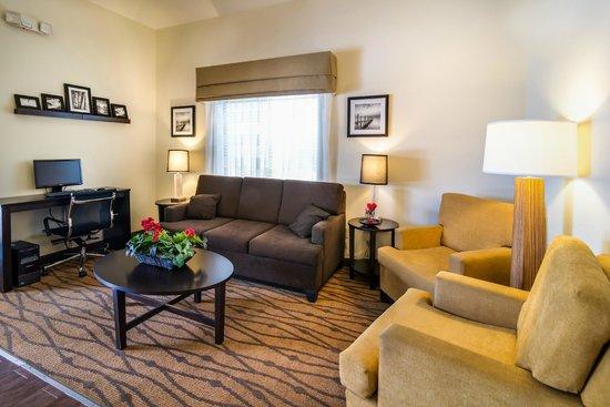 Sleep Inn at Bush River Road: Lobby/Business Center