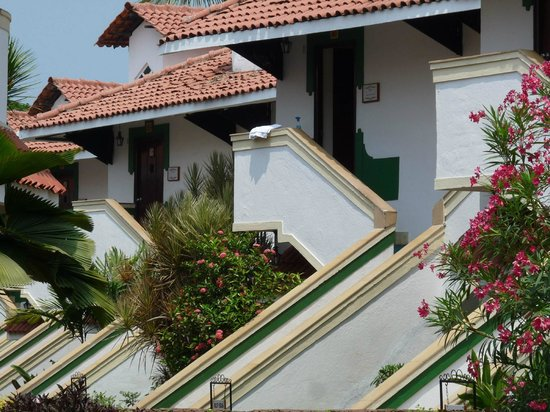 Heritage Village Club Goa: Hotel