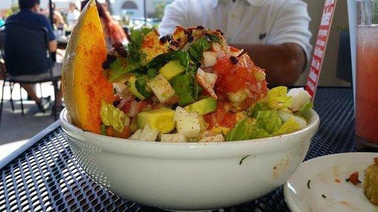 Native Foods Cafe : Azteca salad