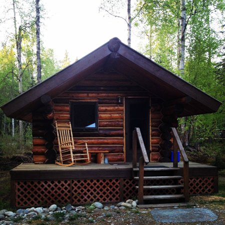 Meandering Moose Lodging: Cozy Moose Cabin