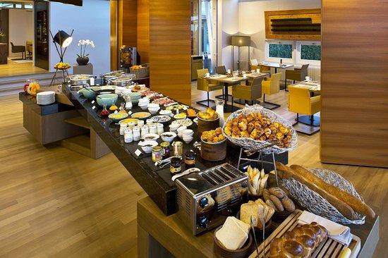 La Table de Palafitte: Breakfast buffet
