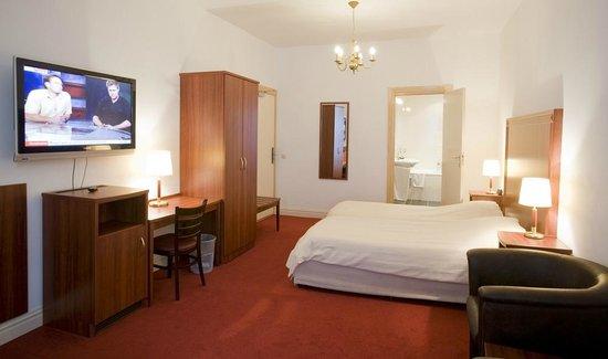 Amsterdam Hotel Parklane: Triple room