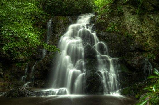 Spruce Flats Falls