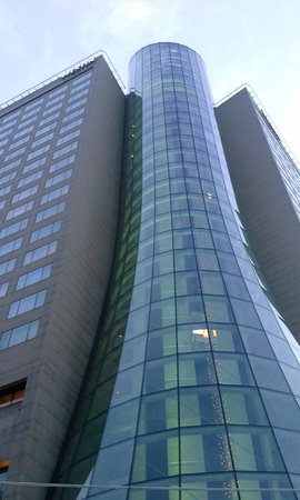 The Westin Warsaw: Westin - View from the street