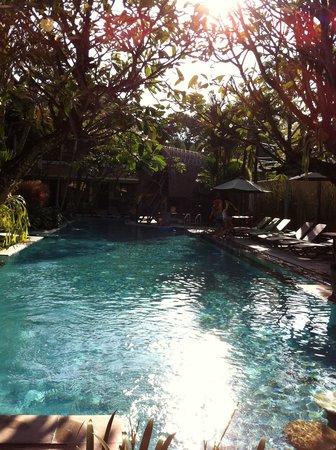 Mutiara Bali Boutique Resort & Villas: Hotel pool