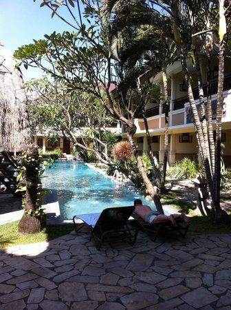 Mutiara Bali Boutique Resort & Villas : pool