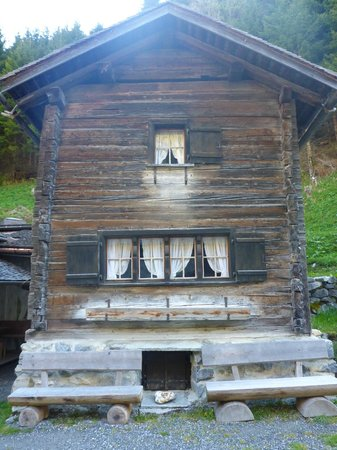 St.Martin im Calfeisental: Hütte